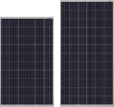 JAソーラー社製太陽光発電モジュール