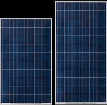 Yingliソーラー多結晶太陽光発電モジュール