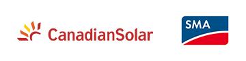 Canadian Solar×SMA 多結晶過積載セット